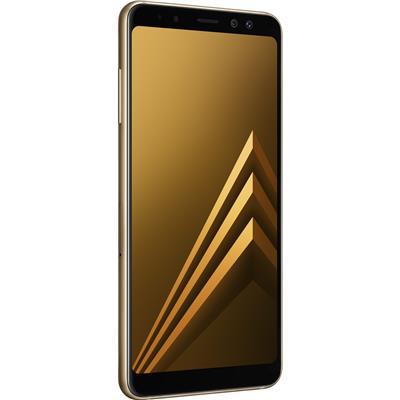 mobiiltelefon Samsung Galaxy A8 Dual SIM (kuldne)