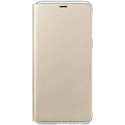 kaaned Samsung Neon Flip Galaxy A8'le (kuldne)