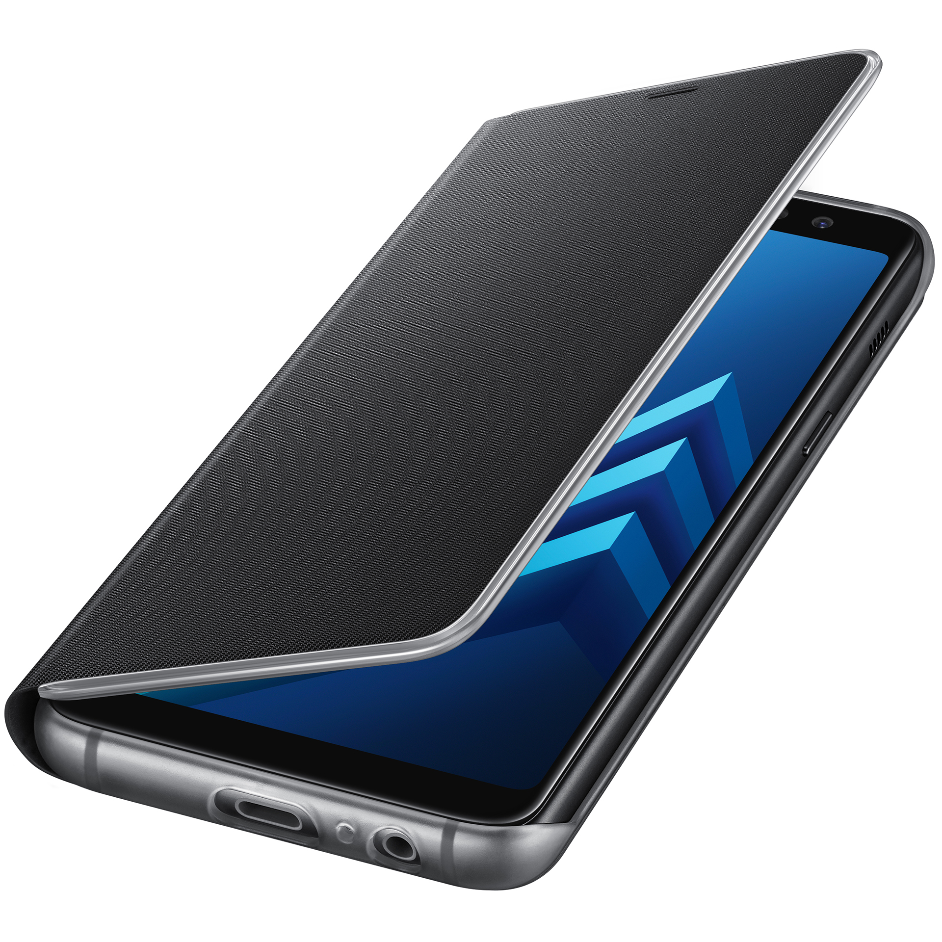 kaaned Samsung Neon Flip Galaxy A8'le (must)