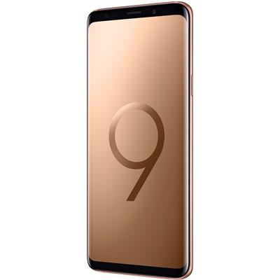 mobiiltelefon Samsung Galaxy S9+ 64 GB Dual SIM (kuldne)