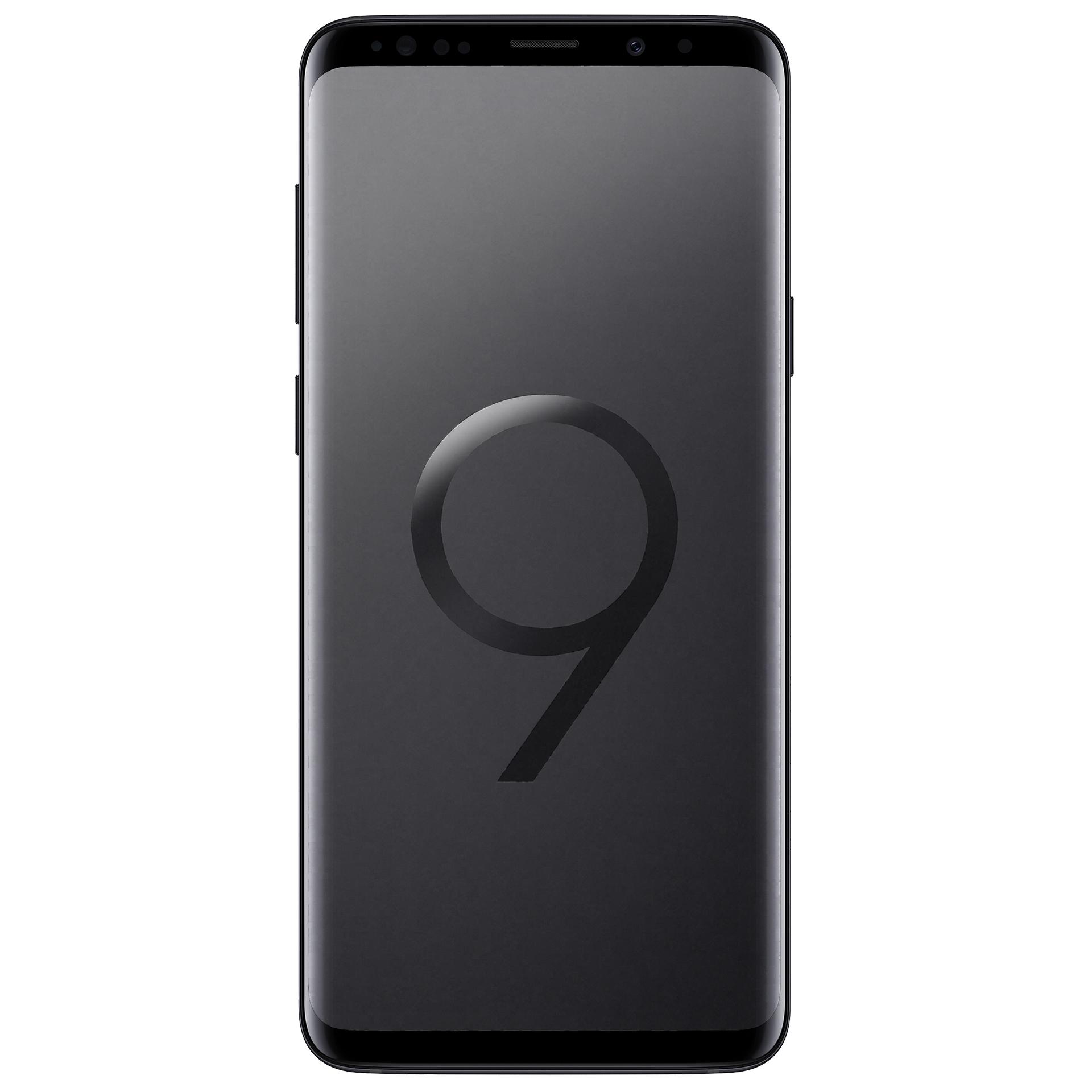 mobiiltelefon Samsung Galaxy S9+ 64 GB Dual SIM (must)