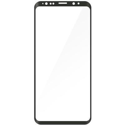 ekraanikaitseklaas KEY Samsung Galaxy S9+'ile (kumerate servadega)