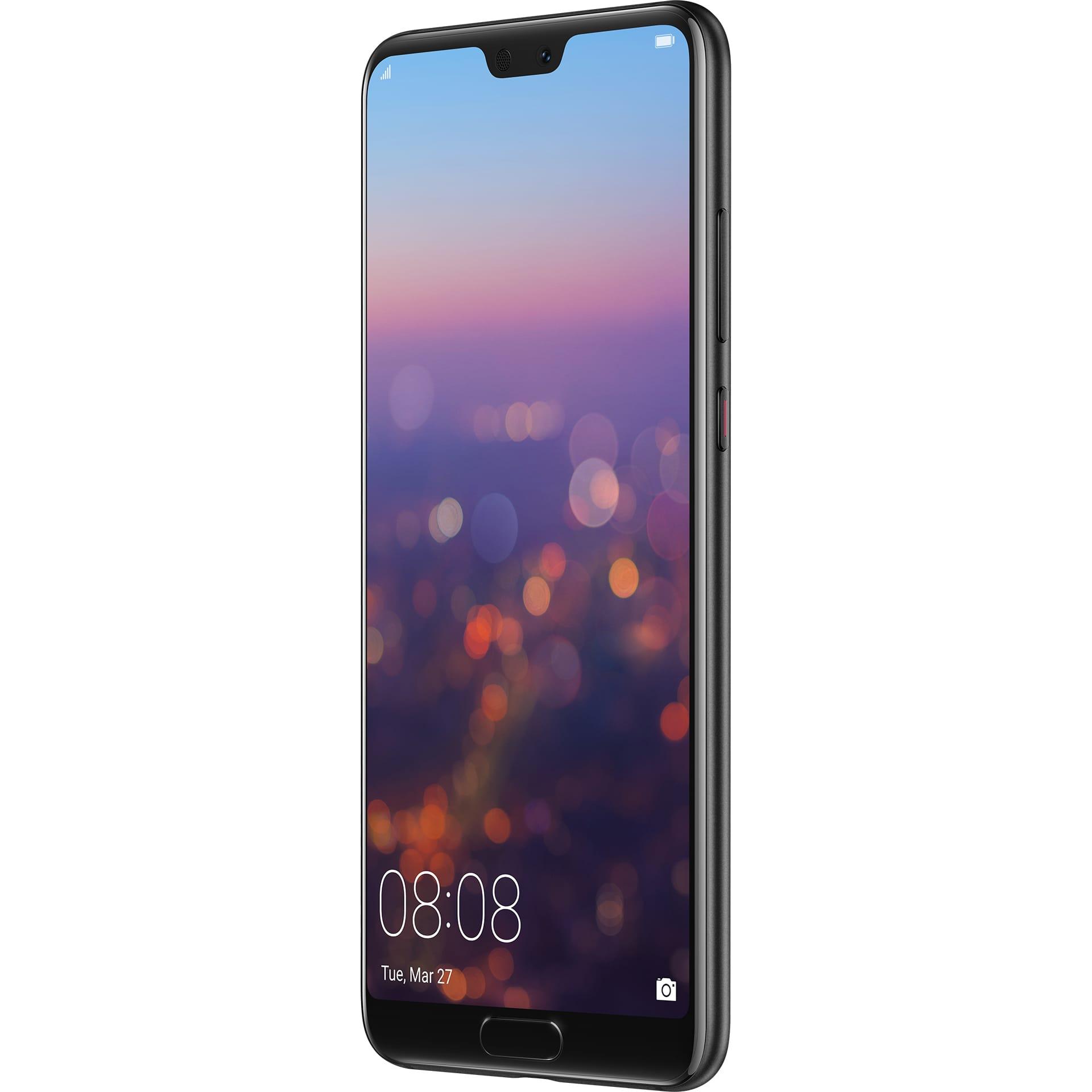 mobiiltelefon Huawei P20 128 GB Dual SIM (must)