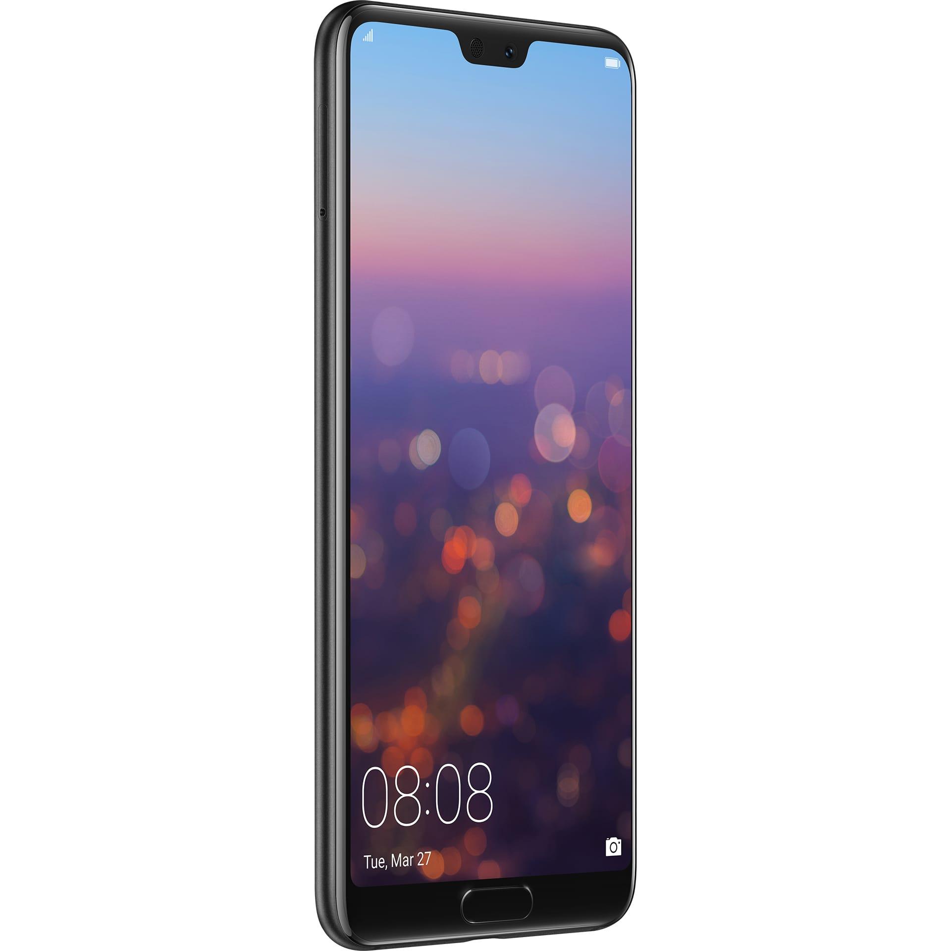 cfe3cf2055e mobiiltelefon Huawei P20 128 GB Dual SIM (must)