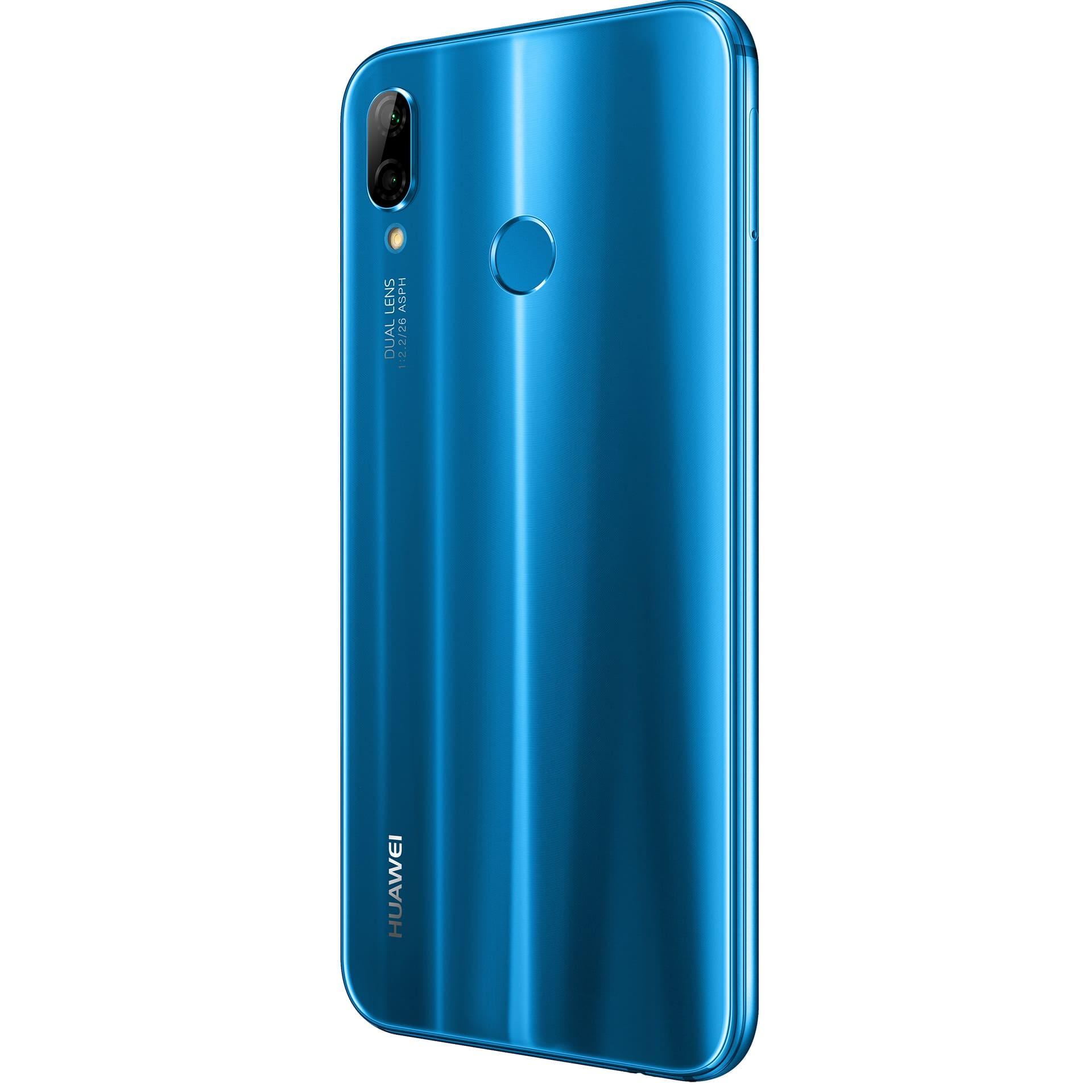 mobiiltelefon Huawei P20 Lite (sinine)