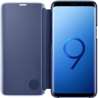 kaaned Samsung Clear View Galaxy S9+'ile (sinine)