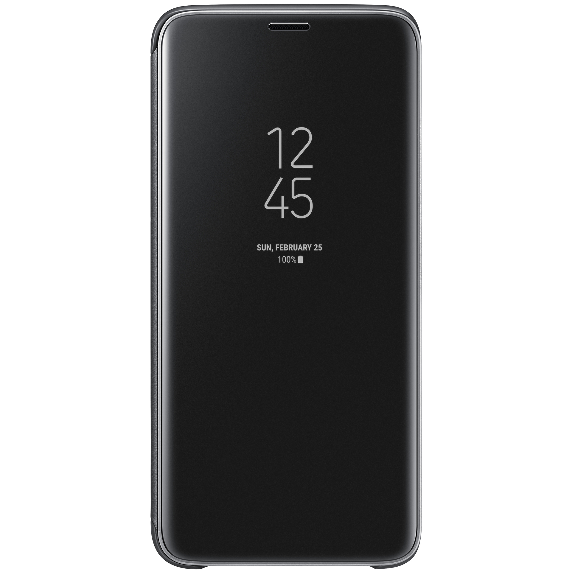 kaaned Samsung Clear View Galaxy S9'le (must)