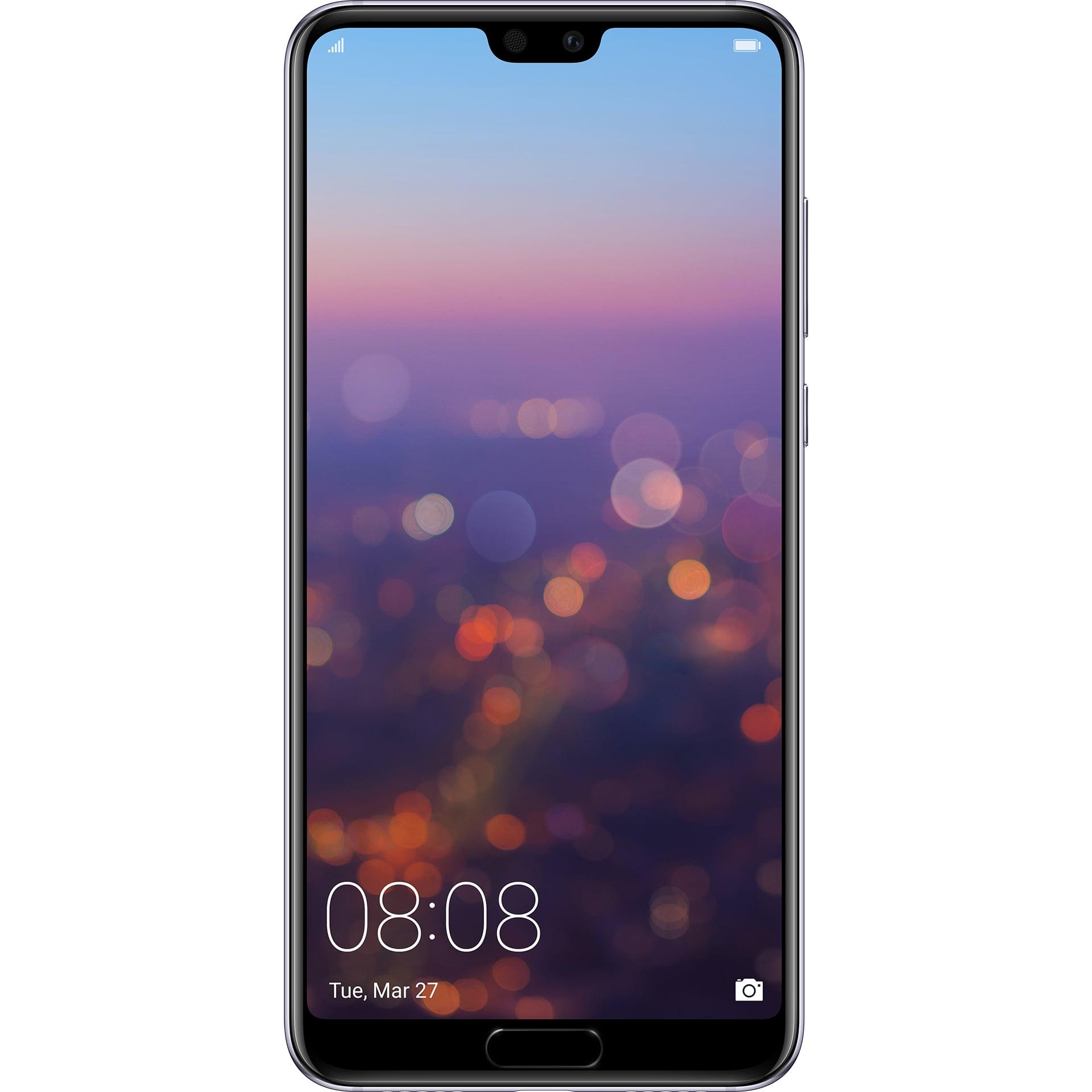 mobiiltelefon Huawei P20 Pro (lilla)
