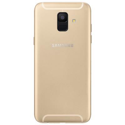 mobiiltelefon Samsung Galaxy A6  (kuldne)