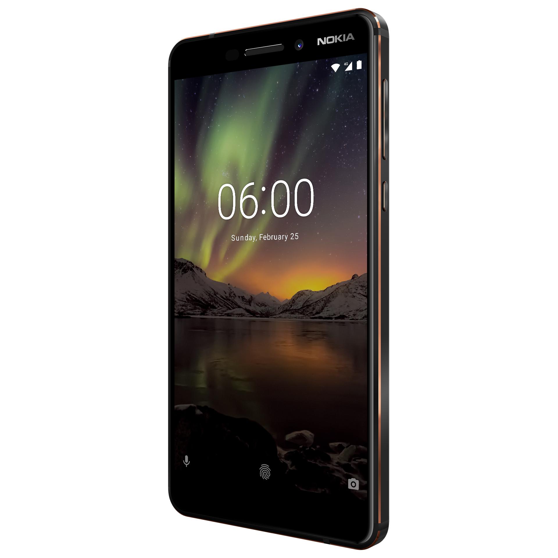 mobiiltelefon Nokia 6.1 Dual SIM