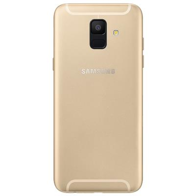 mobiiltelefon Samsung Galaxy A6 Dual SIM (kuldne)
