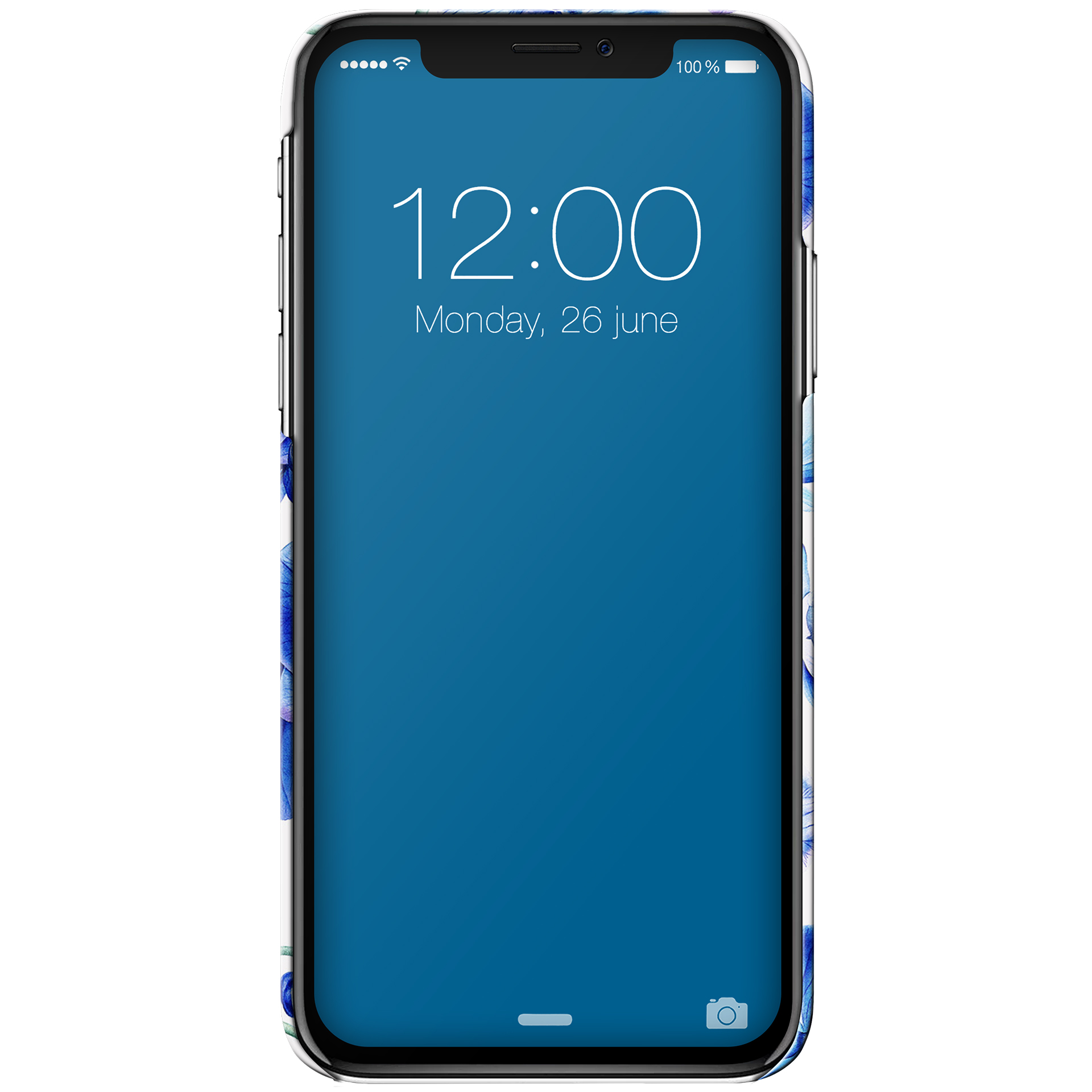 telefonikate iDeal of Sweden Apple iPhone X'ile