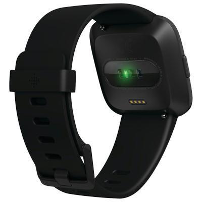 aktiivsusmonitor Fitbit Versa (must)