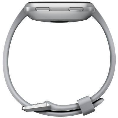 aktiivsusmonitor Fitbit Versa (hõbedane)