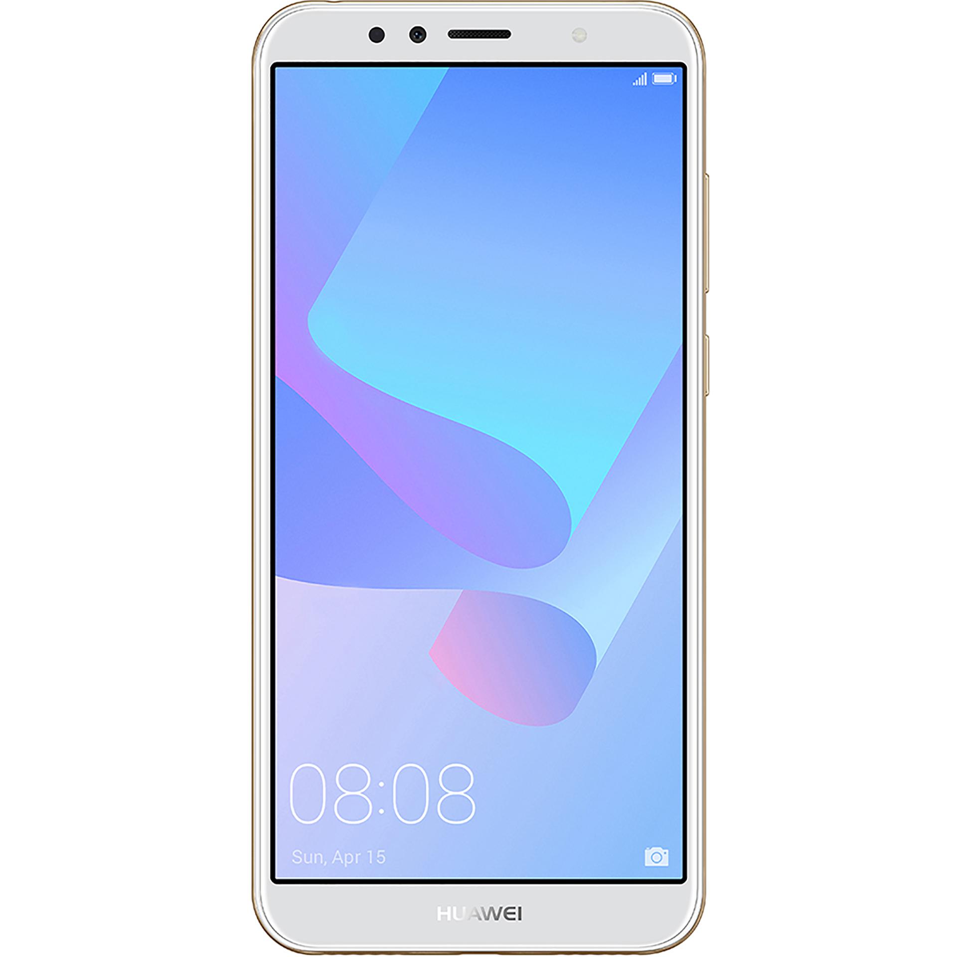 mobiiltelefon Huawei Y6 2018  (kuldne)
