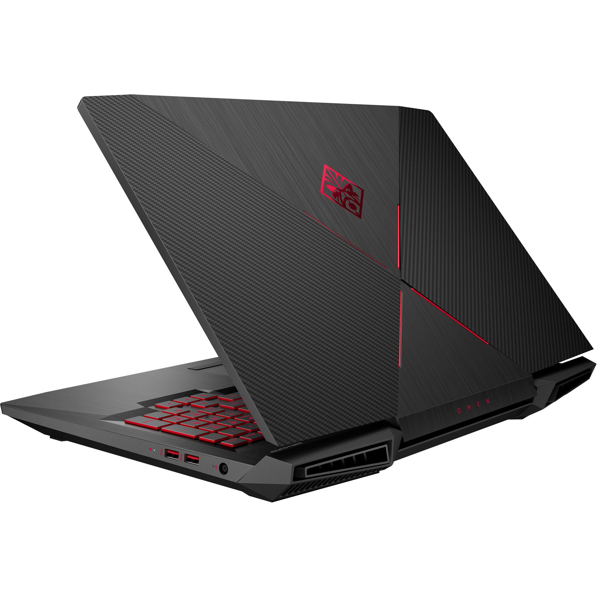 sülearvuti HP Omen 17
