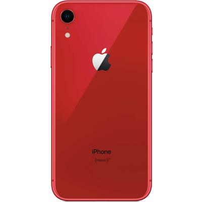 mobiiltelefon Apple iPhone XR 64 GB  (punane)