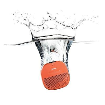 kaasaskantav Bluetooth kõlar Bose SoundLink Micro (oranž)