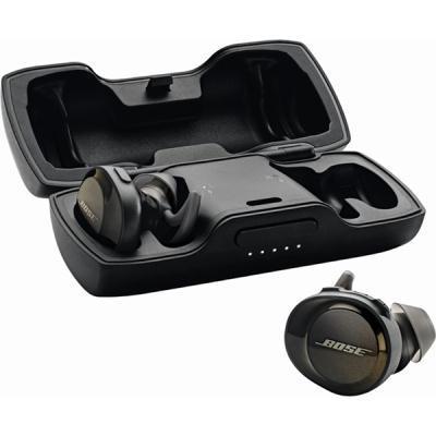 kõrvaklapid Bose SoundSport Free (must)