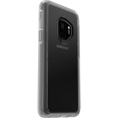 telefonikate OtterBox Symmetry Clear Samsung Galaxy S9'le