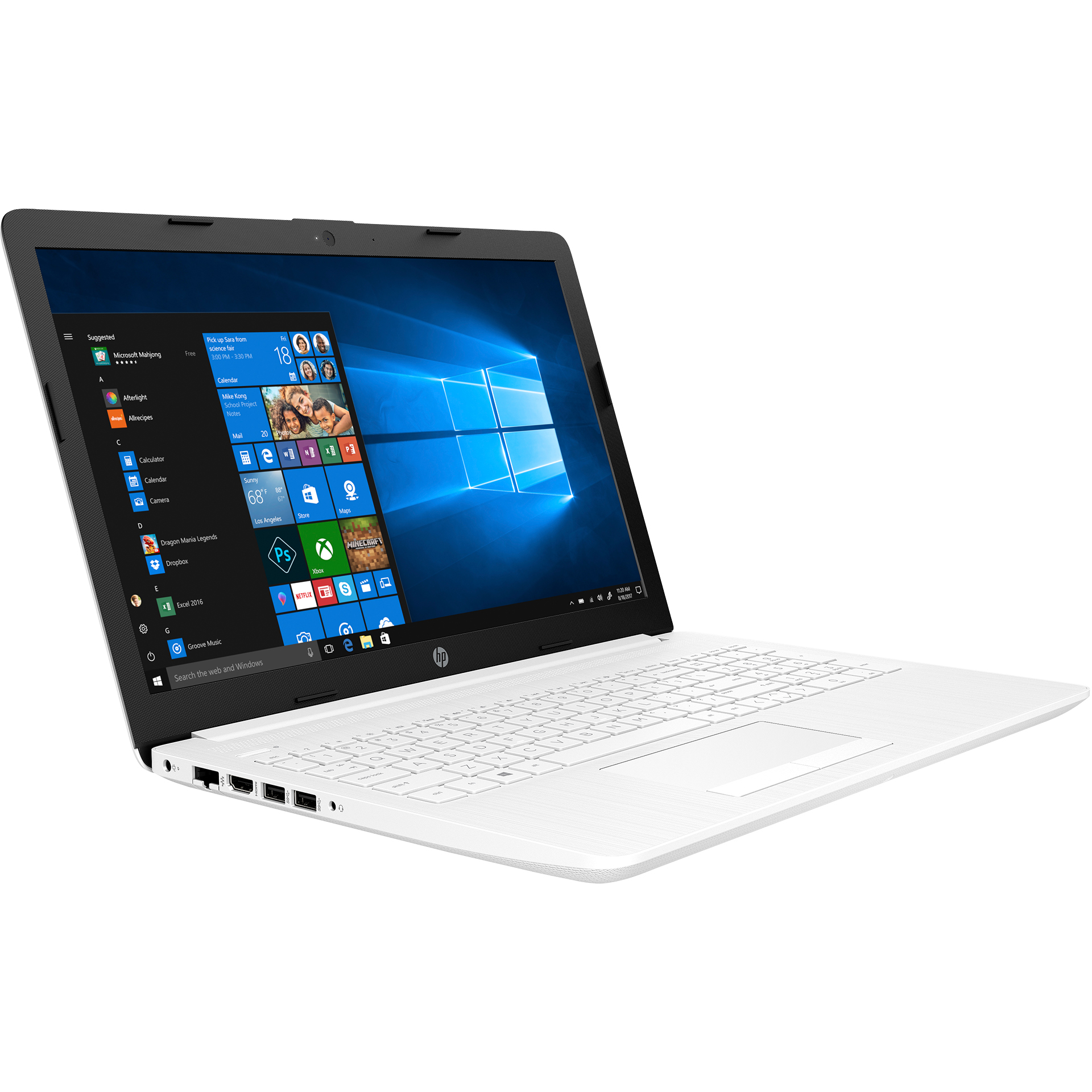 sülearvuti HP Laptop 15-DA0797NO