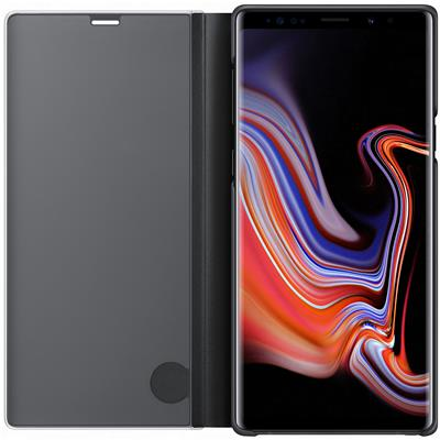 kaaned Samsung Clear View Galaxy Note 9'le (must)