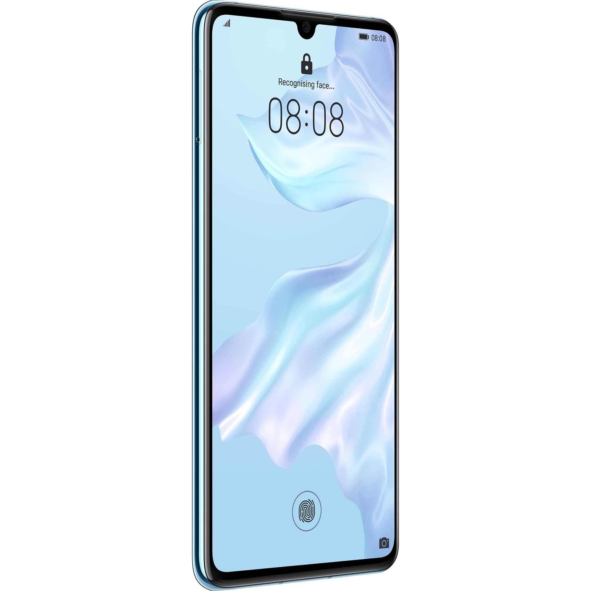 mobiiltelefon Huawei P30  (helesinine)