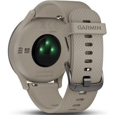 aktiivsusmonitor Garmin Vivomove HR Sport S/M (pruun)