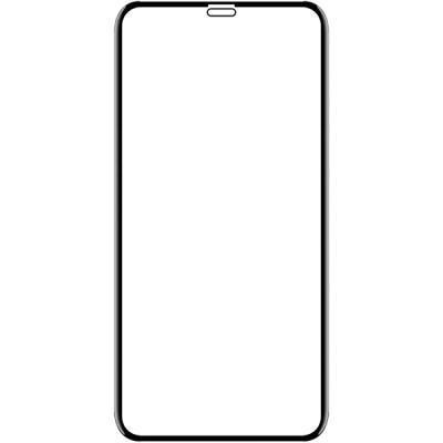 ekraanikaitseklaas KEY Apple iPhone XS Max/11 Pro Max'ile (kumerate servadega)