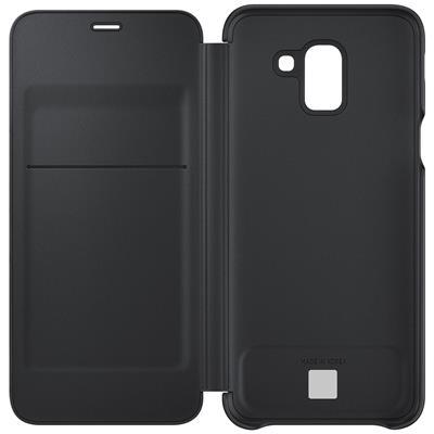 kaaned Samsung Flip Wallet Galaxy J6 2018'le (must)