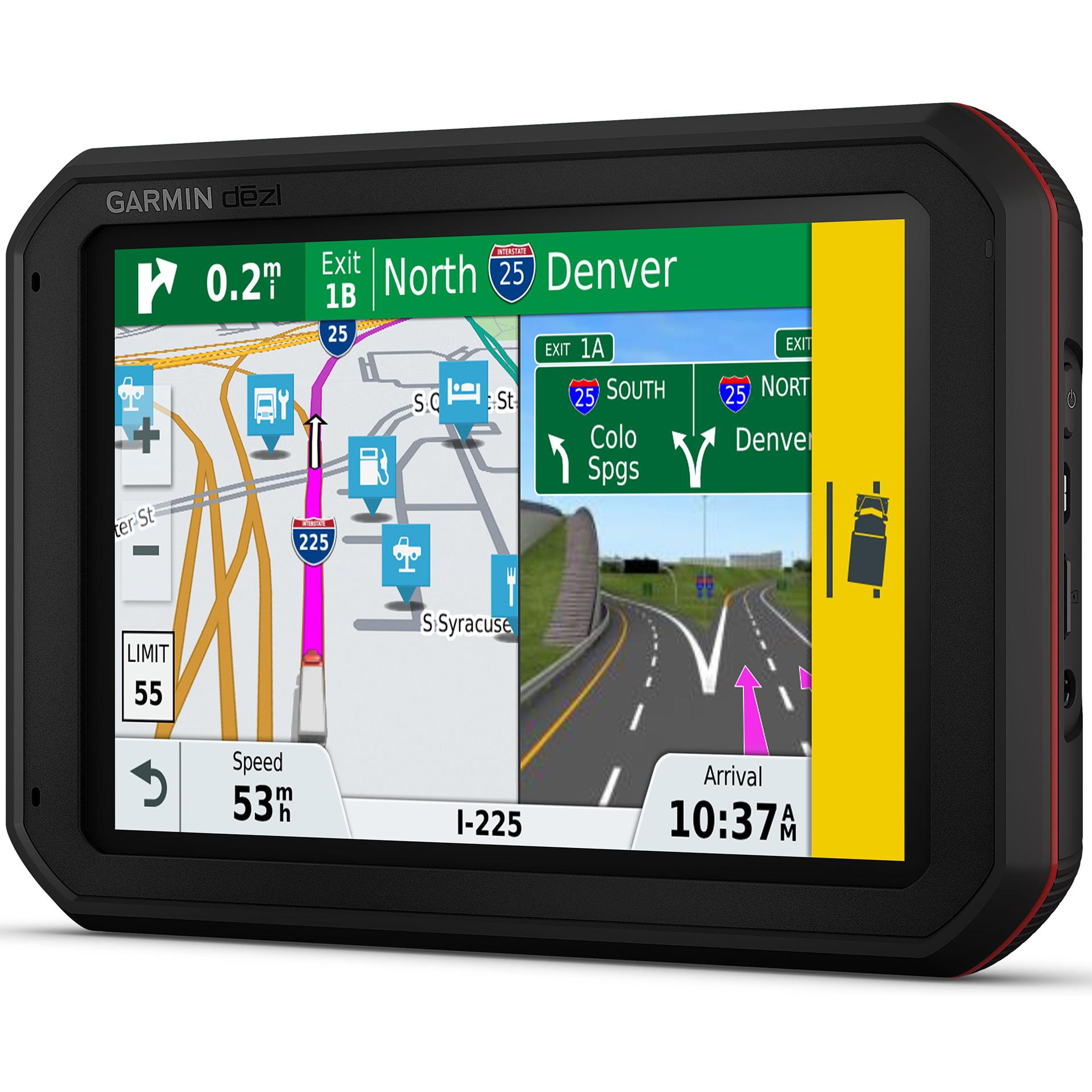 GPS-seade Garmin dezlCam 785 LMT-D