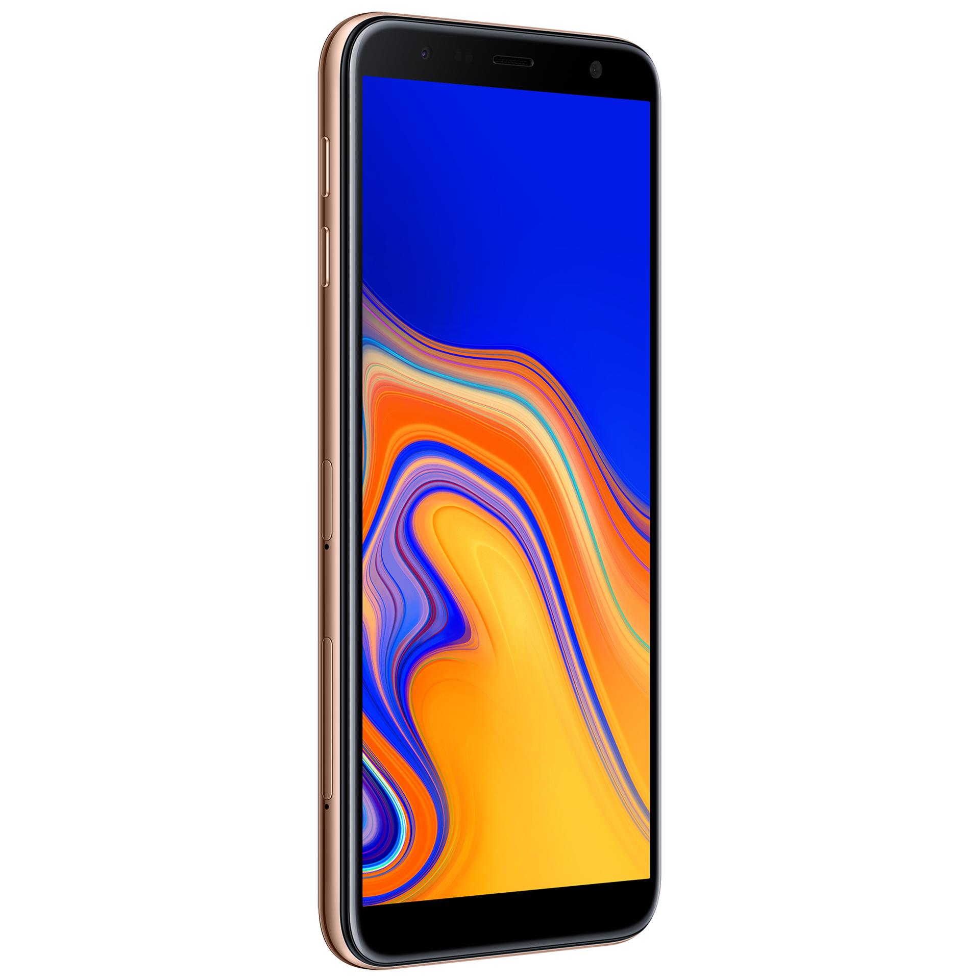 mobiiltelefon Samsung Galaxy J4+  (kuldne)