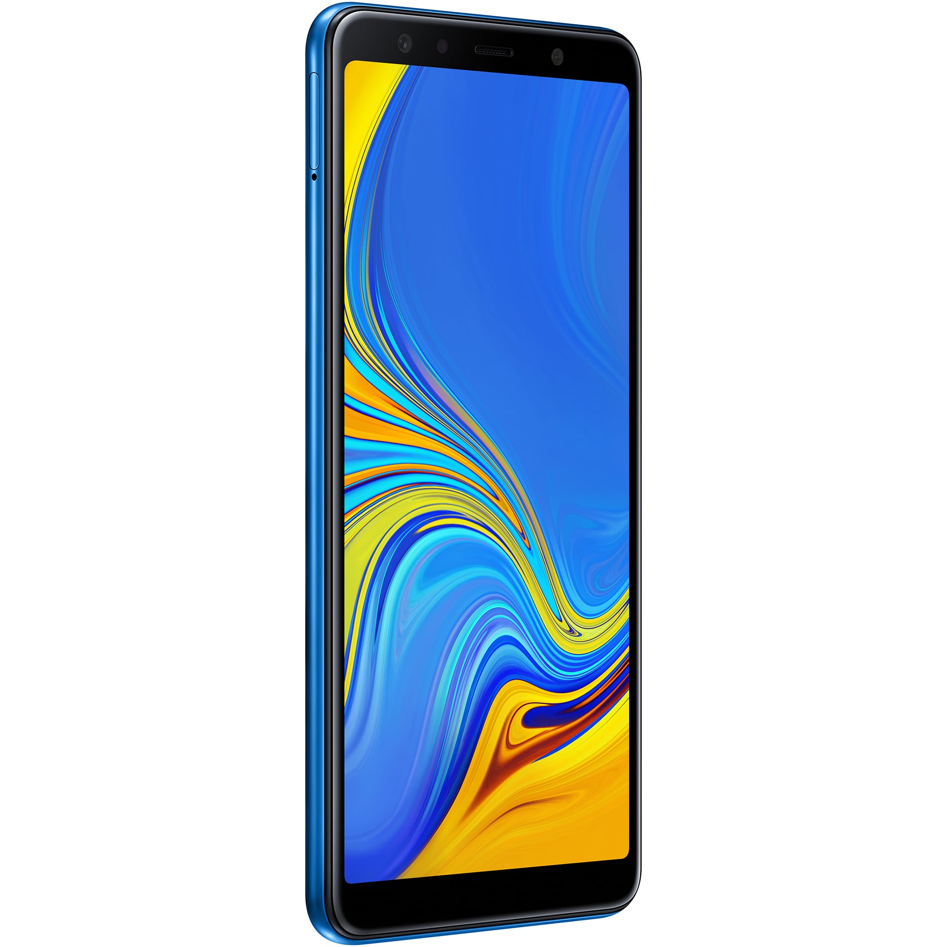 mobiiltelefon Samsung Galaxy A7 (2018)  (sinine)