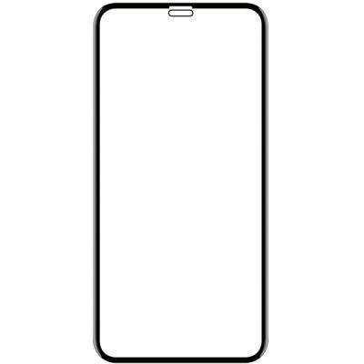 ekraanikaitseklaas KEY Apple iPhone XR/11'le (kumerate servadega)