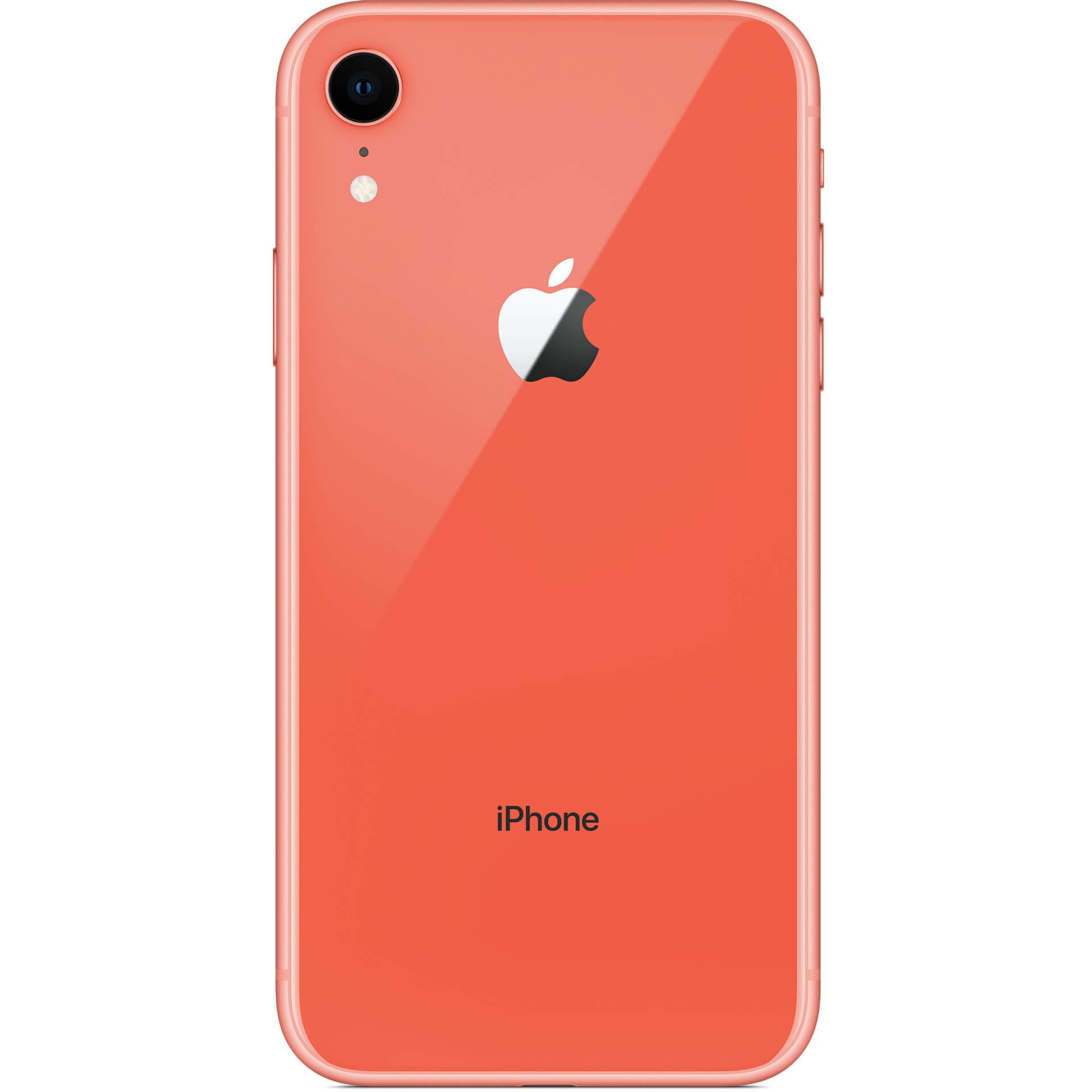 mobiiltelefon Apple iPhone XR 128 GB  (oranž)