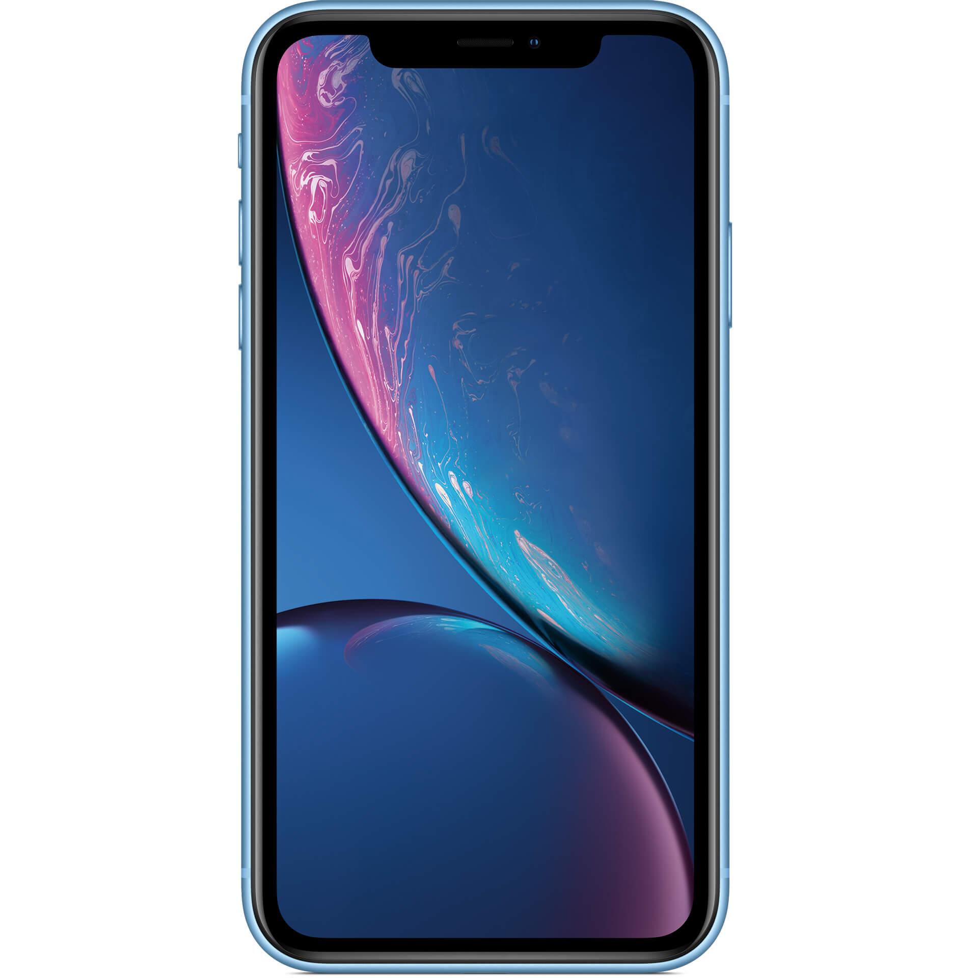 mobiiltelefon Apple iPhone XR 64 GB  (sinine)