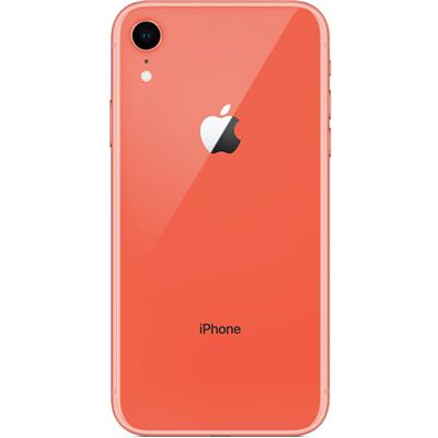 mobiiltelefon Apple iPhone XR 64 GB  (oranž)