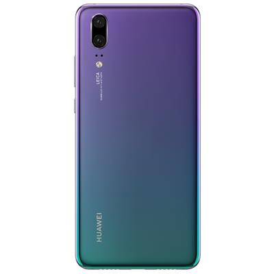 mobiiltelefon Huawei P20 64 GB Dual SIM (lilla)