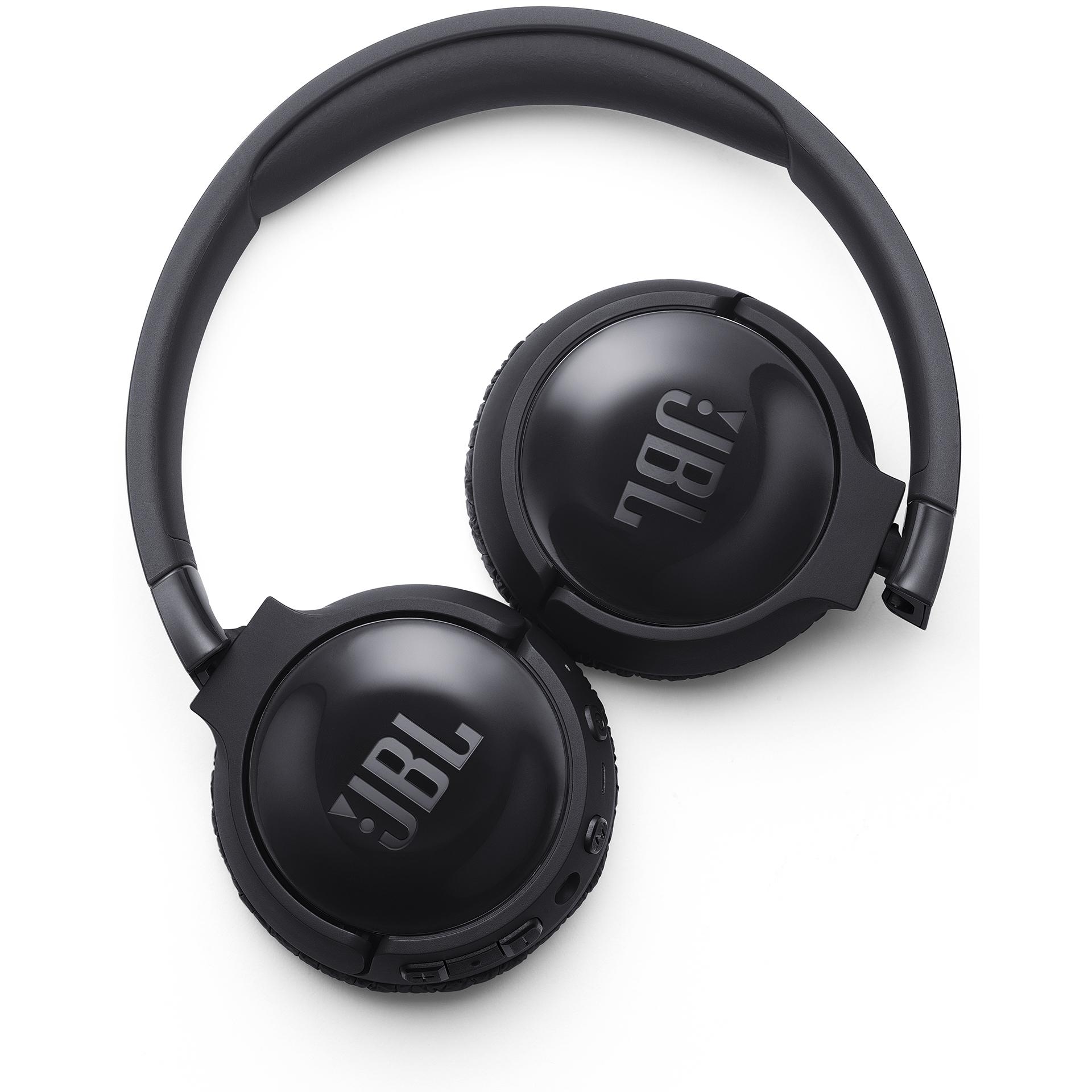 kõrvaklapid JBL Tune 600BTNC (must)