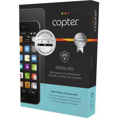 ekraanikaitseklaas Copter Exoglass Samsung Galaxy S9'le (kumerate servadega)