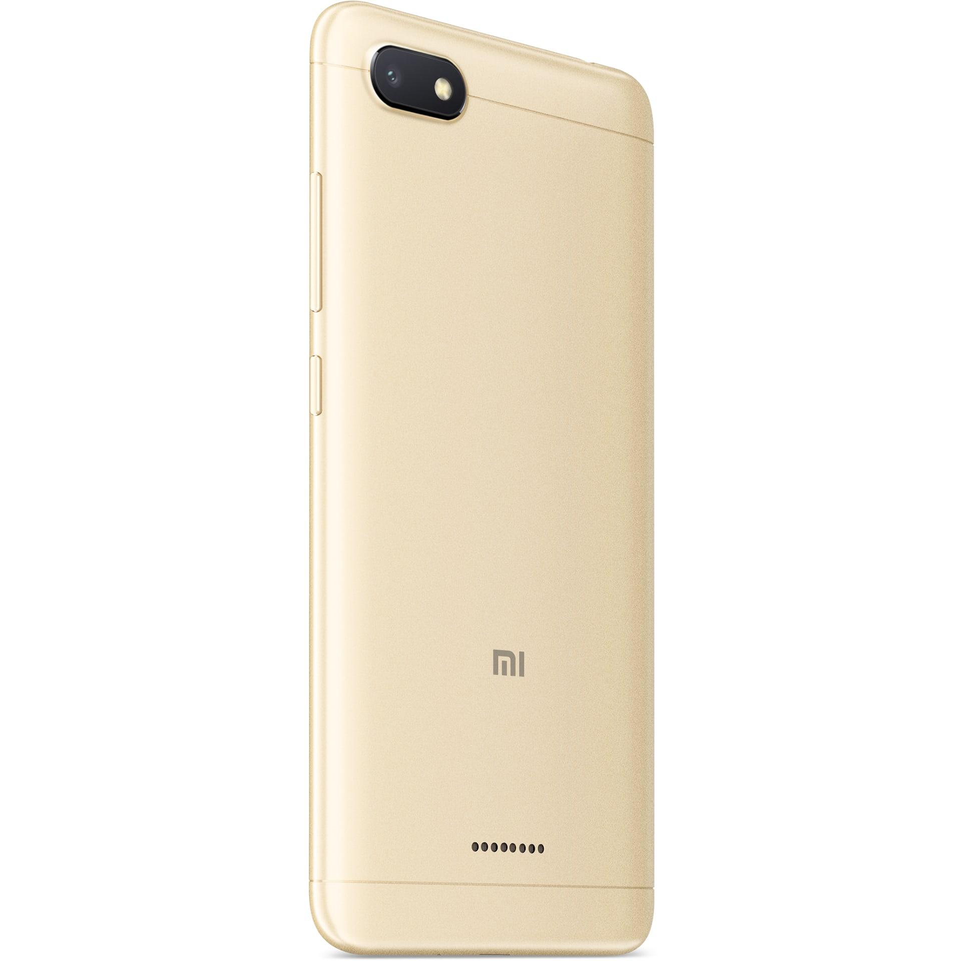 mobiiltelefon Xiaomi Redmi 6A 16 GB (kuldne)