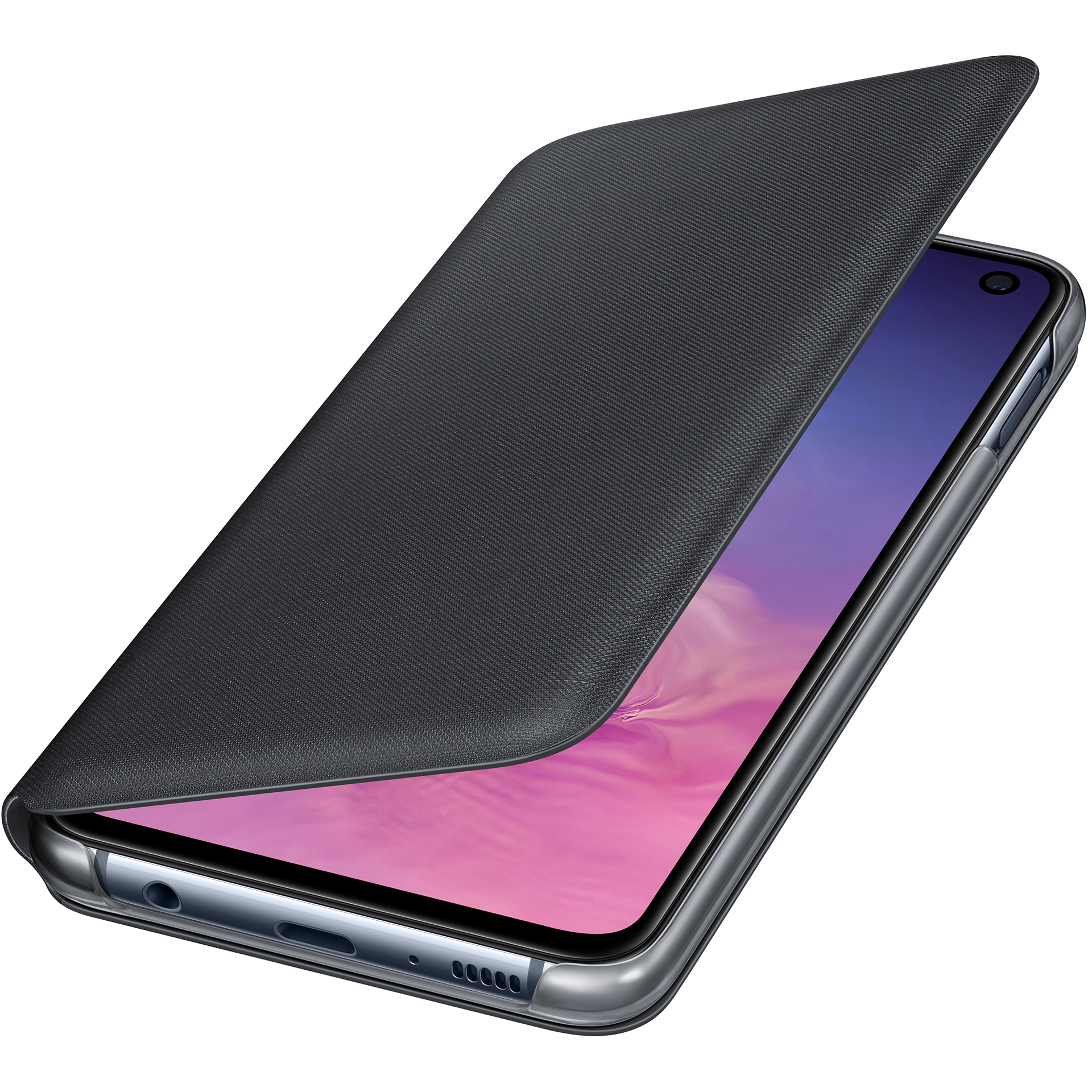 kaaned Samsung LED-View Galaxy S10e'le (must)