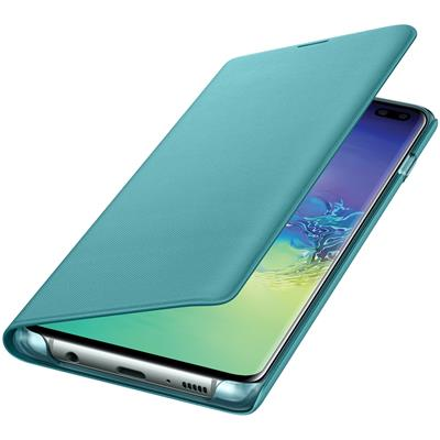 kaaned Samsung LED-View Galaxy S10'le (roheline)