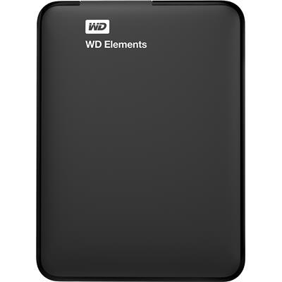 väline kõvaketas Western Digital Elements, 4 TB