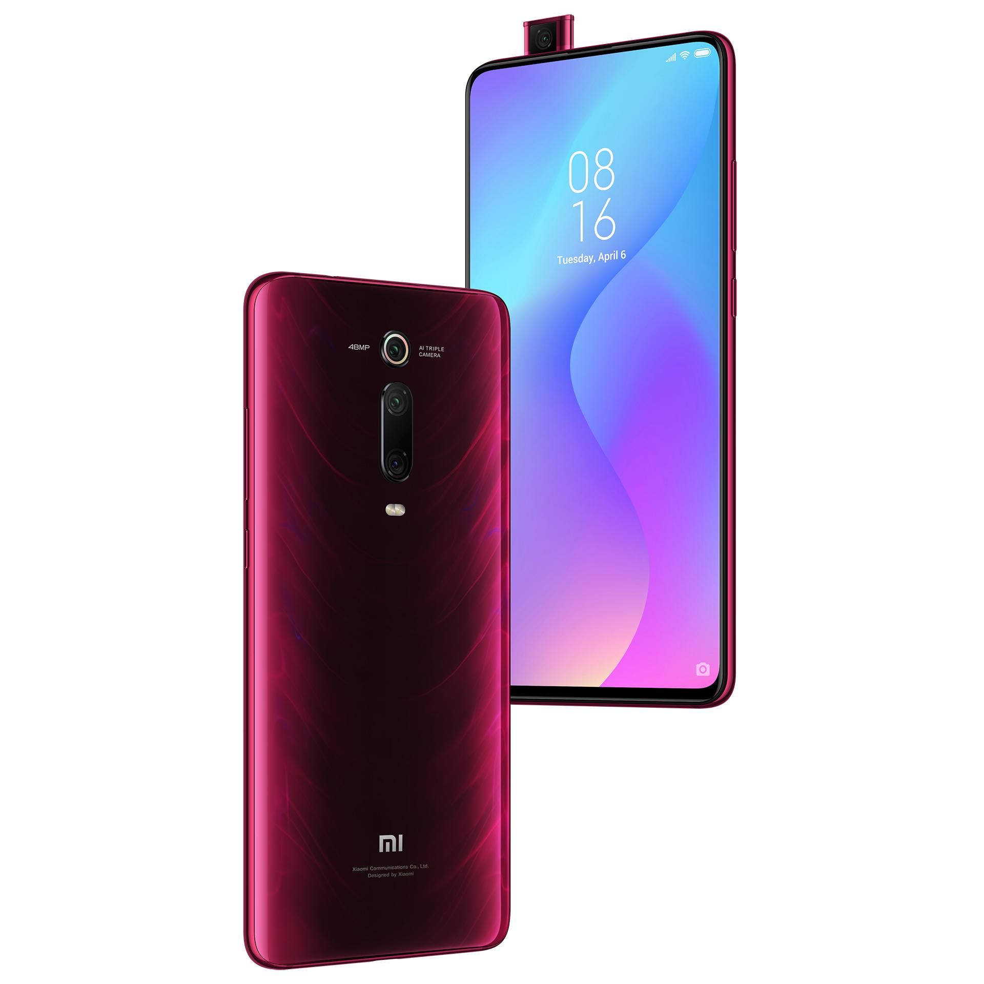 mobiiltelefon Xiaomi Mi 9T 128 GB (punane)