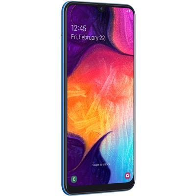 mobiiltelefon Samsung Galaxy A50  (sinine)