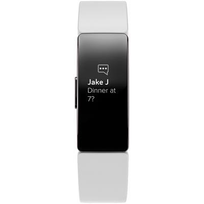 aktiivsusmonitor Fitbit Inspire HR S/L (valge/must)