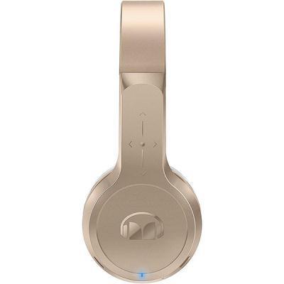 kõrvaklapid Monster Clarity  (kuldne/valge)