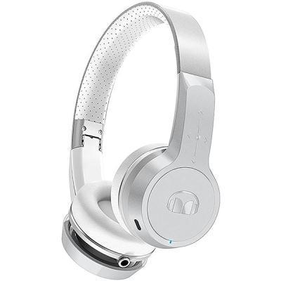 kõrvaklapid Monster Clarity  (hõbedane/valge)
