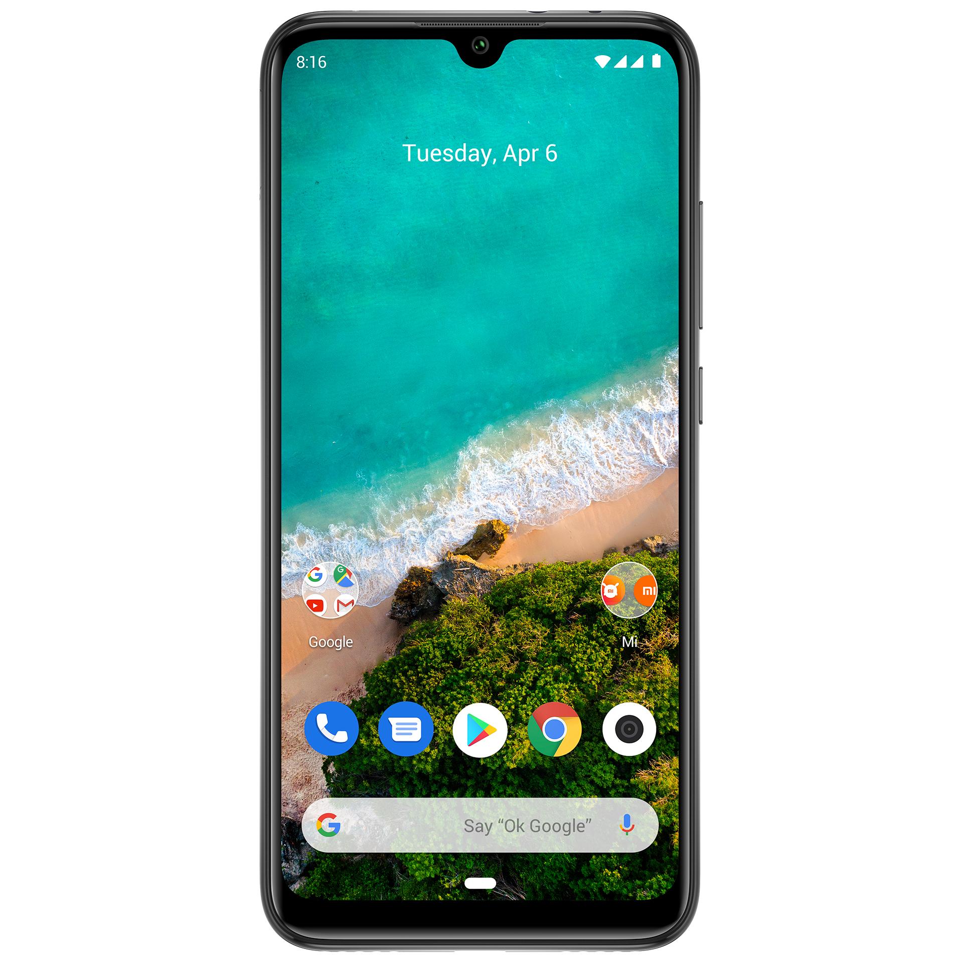 mobiiltelefon Xiaomi Mi A3 64 GB (hall)
